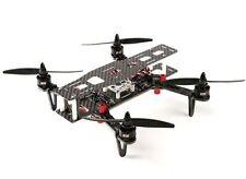 DYS 250 RACE DRONE QUADCOPTER FOLDING ARMS & CASE PNF ASSEMBLED MOTORS ESC CC3D