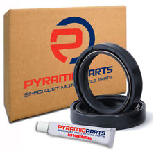 Pyramid Parts fork oil seals for Aprilia RS125 Sport Production AE 93-96