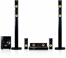LG bh9430pw 3d BLU-RAY 9.1 HOME THEATRE SYSTEM CON ALTOPARLANTI wireless posteriori