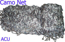 Commercial Camo Net Blind Ground Cover 10' x 10' Army Digital ACU FREE SHIPPING