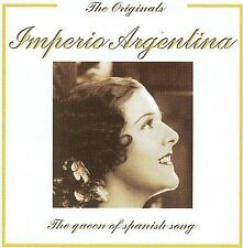 NEW - The Queen of Spanish Songs by Imperio Argentina