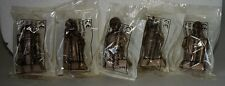 Seven Star War Figures From Kelloggs Episode One. Rare And Collectable.