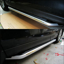 aluminium FOR SUBARU Forester 2013 2014 2015 16 running board side step Nerf bar