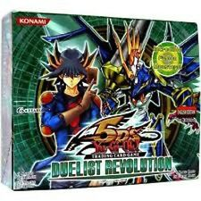 YUGIOH -  DUELIST  REVOLUTION BOOSTER  BOX - BRAND  NEW  +  SEALED