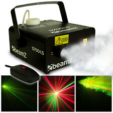 Beamz 160.423 S700LS Smoke Machine with Laser 700W