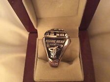 NBA Miami Heat 2006 Championship Unique Fan Ring Jostens Only Made 23 Of These
