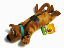 Scooby Doo Brown Plush Pencil Bag Pouch Case / Full Body #003