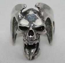 CRAZY PIG DESIGNS SATAN RING BY ARMAND  SEERA
