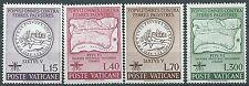 1962 VATICANO LOTTA CONTRO LA MALARIA MNH ** - ED09