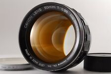 【Rare!!】Canon 50mm f/0.95 Rangefinder Dream Lens Modified to Leica M Mount #2293