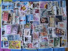 Lote de 800 sellos MUNDIALES diferentes