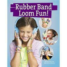 Leisure Arts Rubber Band Loom Fun - 162824