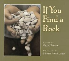If You Find a Rock by Christian, Peggy