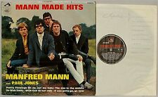 MANFRED MANN WITH PAUL JONES Mann Made Hits (HMV CLP 3559) EX