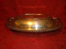 YORKSHIRE V101 ENGLISH COVERED SERVING DISH