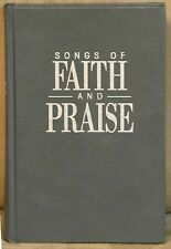 Songs of Faith & Praise Gray Shaped Note Hymnal