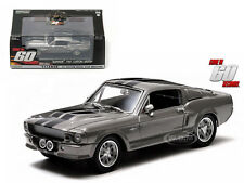 1967 SHELBY GT500 ELEANOR GONE IN 60 SIXTY SECONDS 1/43 GREENLIGHT 86411