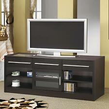 Coaster 700650 - TV Stands Contemporary TV Console with CONNECT-IT Power Drawer