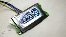 SPI 2.7 OLED 128x64 Graphic ,White Display SSD1325 ( Arduino / PIC / Multi-wii)