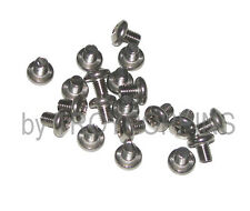 "20-SS #10-32 X 1/4"" PPH PHILLIPS PAN HEAD MACHINE SCREWS STAINLESS STEEL 18-8"