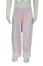 JACADI Girl's Cloitre White & Multi Stripped Trousers Age: 18 Months NWT $22
