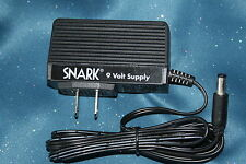 Snark SA-1 AC Adapter, 9 Volt Supply Powers Up To 15 Pedals