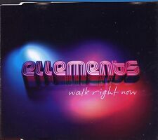 Ellements / Walk Right Now - 1 Track Promo