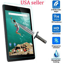 "New 9H Tempered Glass Screen Protector for HTC Google Nexus 9 8.9"" USA"