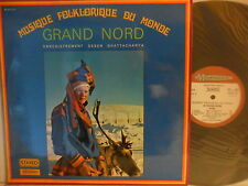 Deben Bhattacharya - Grand Nord - LP F - Musidisc 30 CV 1117