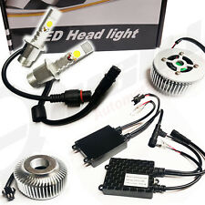 H1 50W 1800LM CREE LED Headlight Head Lamp Single Beam Kit Flash Fog Dipped