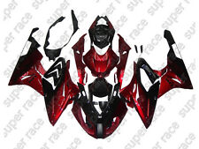 New ABS Gloss Red Black Fairing Bodywork Injection Kit For BMW S1000RR 2015-UP