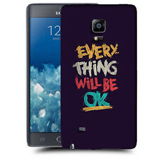 CUSTODIA COVER per SAMSUNG GALAXY NOTE EDGE N915 N915 TPU BACK CASE EVERY THING