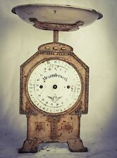 Antique ALEXANDERWERK German Food Candy Scale Kitchen Balance Waage RARE C1890