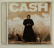 Johnny Cash American Recordings CD Europa 1994