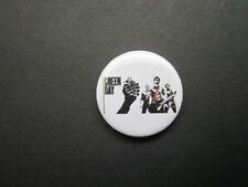 GREENDAY - LOGO-25MM (A) -  BUTTON BADGE- FREE POSTAGE!