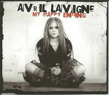 AVRIL LAVIGNE My Happy Ending 2 ACOUSTIC & LIVE Europe CD Single SEALD USA Seler