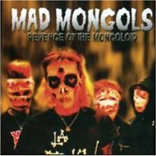MAD MONGOLS Revenge of the Mongoloid CD new JAPANESE PSYCHOBILLY
