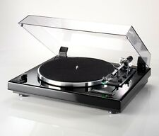 Thorens TD 240-2 fully automatic Turntable in Piano Black w/A.T.cartridge TD2402