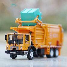 1/43 Scale Diecast Material Transporter Garbage Truck Vehicle Car Model Toys S