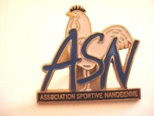 PINS RARE COQ ASSOCIATION ASN NANDY SPORT COCK wxc 31