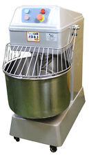 DOUGH MIXER 40L /16kg dry flour / Motor power 3KW ,