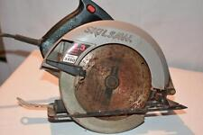 "SKILSAW CORDED CIRCULAR SAW 5150 7 1/4"" BLADE 10 AMPS SAFETY LOCK BLADE COVER"