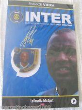 INTER La Collezione Delle Spille Ufficiali 2006/2007 PATRICK VIEIRA (9)
