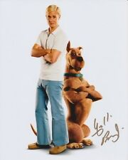Freddie Prinze Jr. Signed Autographed 8x10 Scooby-Doo Fred Photograph