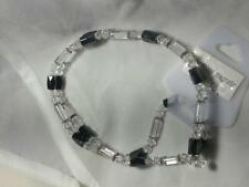 Clear Crystal Magnetic Necklace, bracelet, or anklet (1) no brand