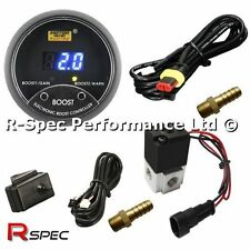 52MM PRO i-ebc ELETTRONICO BOOST CONTROLLER KIT-qualsiasi BENZINA TURBO addebitate auto