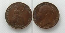 Collectable 1853 Queen Victoria Farthing - Lot 2