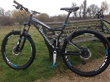 Specialized Stumpjumper FSR Comp Superb MTB full upgraded XT Saint Fox Talas