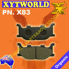 FRONT Brake Pads for Yamaha YP 250 Majesty 1996-1998