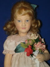 Artist R. John Wright ABIGAIL Cloth Doll in Box UFDC Exclusive 2008 LE 300!